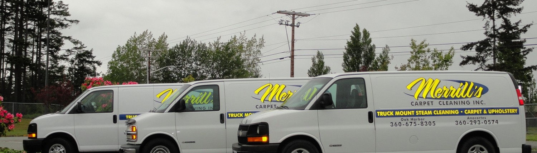 Merrill S Carpet Cleaners Oak Harbor Anacortes